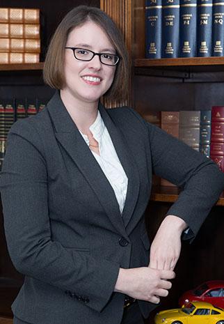 Scarlett Steuart - Associate Attorney